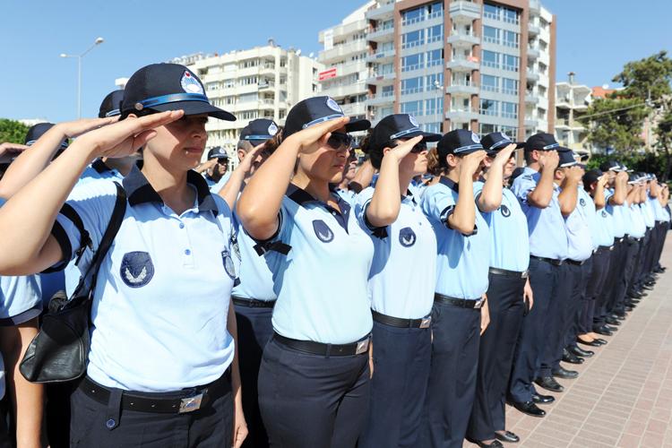 Beykoz Belediyesi 15 zabıta kadrosu aldı…