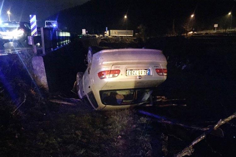 Beykoz'daki trafik kazasında 2 kişi yaralandı