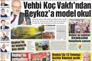 Dost Beykoz Gazetesi Ocak 2017... 165. Sayı