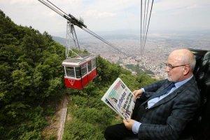 Beykoz Belediye Başkanı'ndan teleferik açıklaması