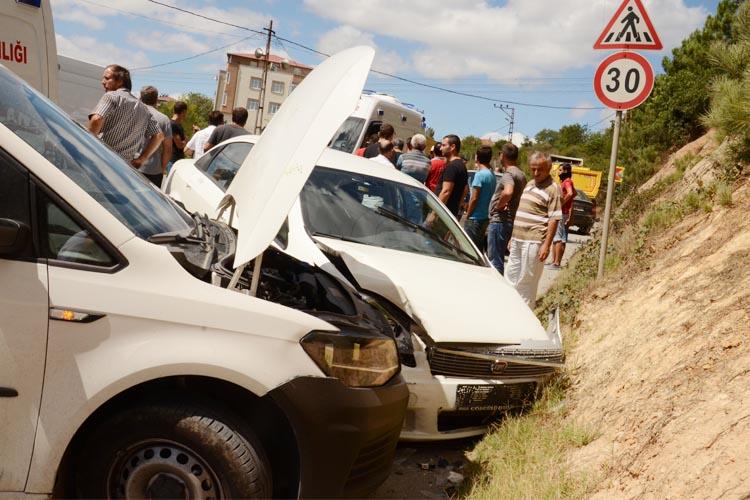 Beykoz'da 2016 yılında 325 trafik kazası oldu