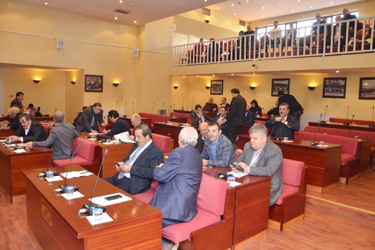Beykoz Meclisi 2017'nin ikinci toplantısını yaptı