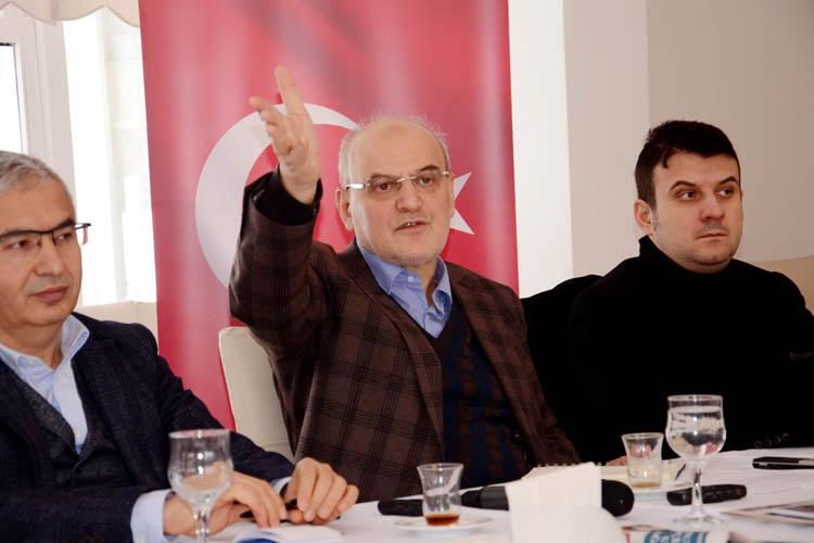Beykoz Belediye Başkanı'ndan 2019 için ilk mesaj