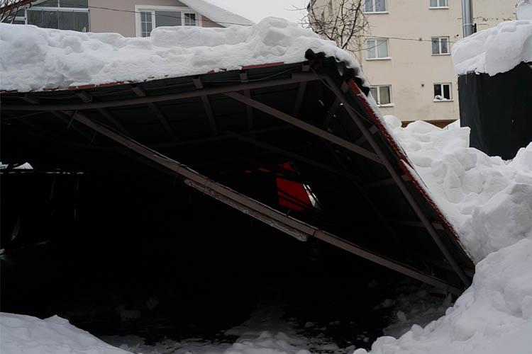 Beykoz'da kış kazalarına bir yenisi eklendi