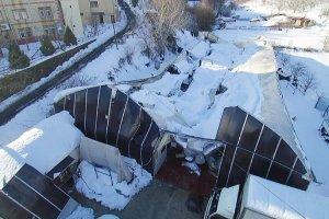 Beykoz'da çöken fabrikanın sahipleri çaresiz…