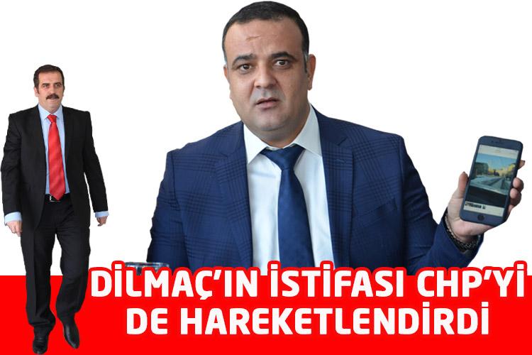 Dilmaç'ın istifası Beykoz'da CHP'yi de hareketlendirdi