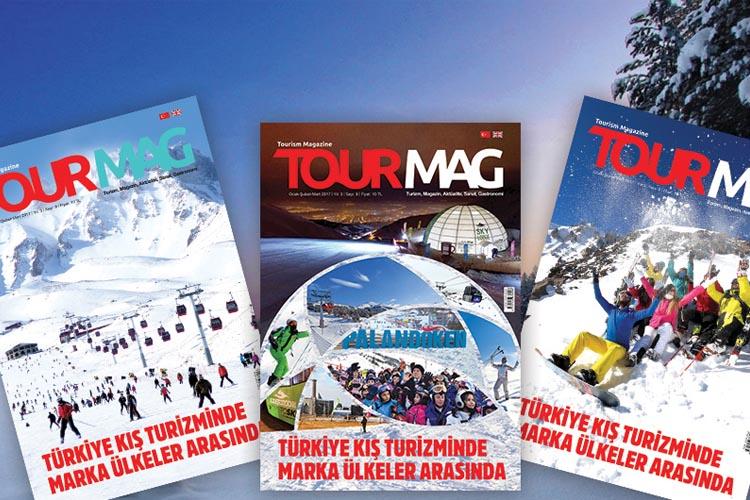 Dağ ve Kış Turizmi'nde Türkiye'nin büyük potansiyeli var