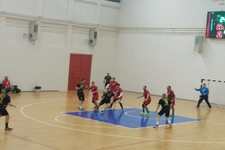 Beykoz Belediyespor zorlandı: 28-27