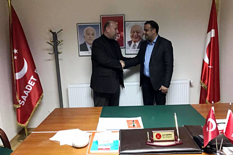 CHP ve SP Beykoz'da hayır için anlaştı