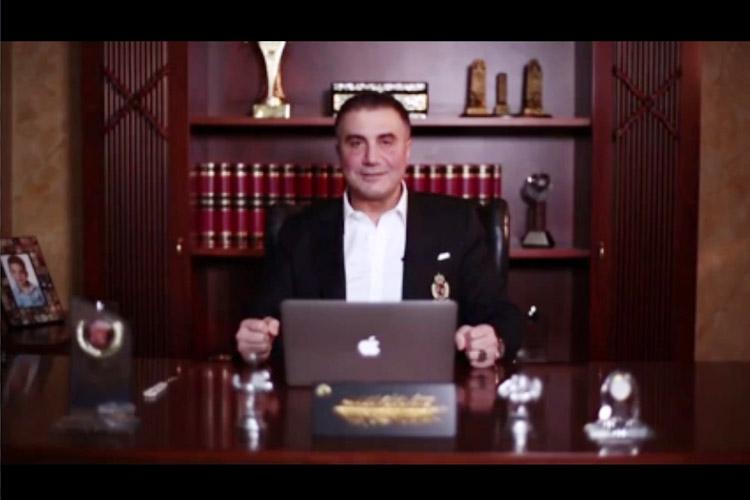 Sedat Peker referandumda 'evet' diyeceğini açıkladı