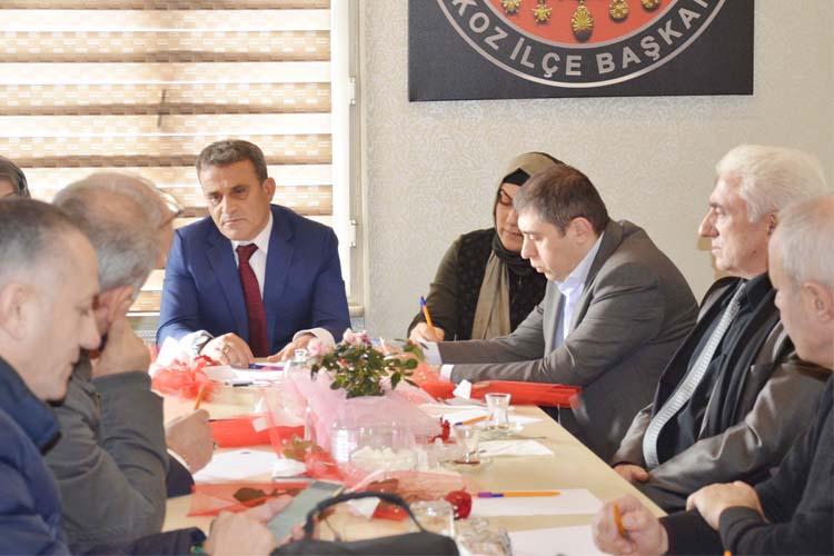 Beykoz Diriliş Başkanları'ndan Referanduma 'EVET'