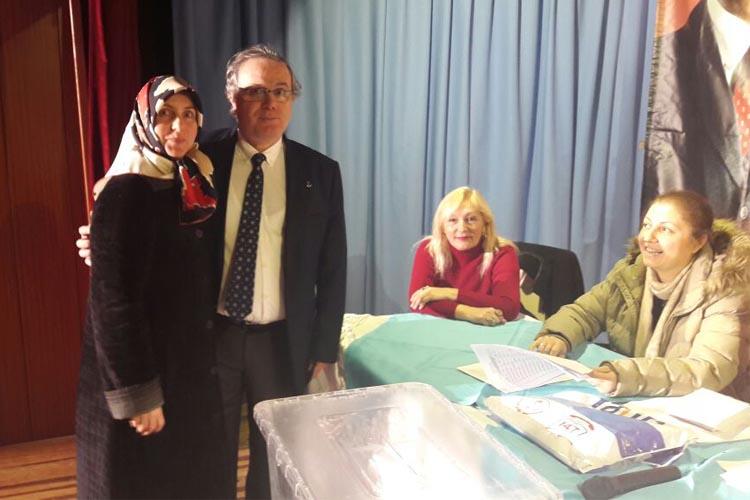 Büyük Birlik Partisi Beykoz'da kongre yaptı