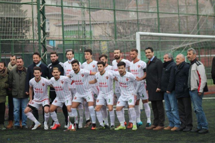 Paşabahçespor'dan inanılmaz geri dönüş: 4-3
