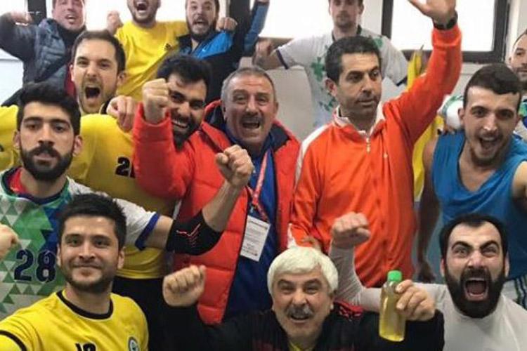 Beykoz Belediyespor 2. Sıraya yükseldi