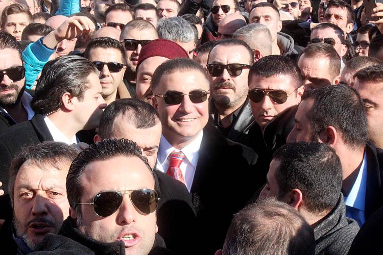 Beykoz motorlarında İstanbul Kart'ı Sedat Peker başlattı