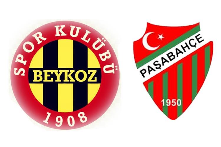 Beykoz 1908 AŞ ve Paşabahçe'nin maç programı