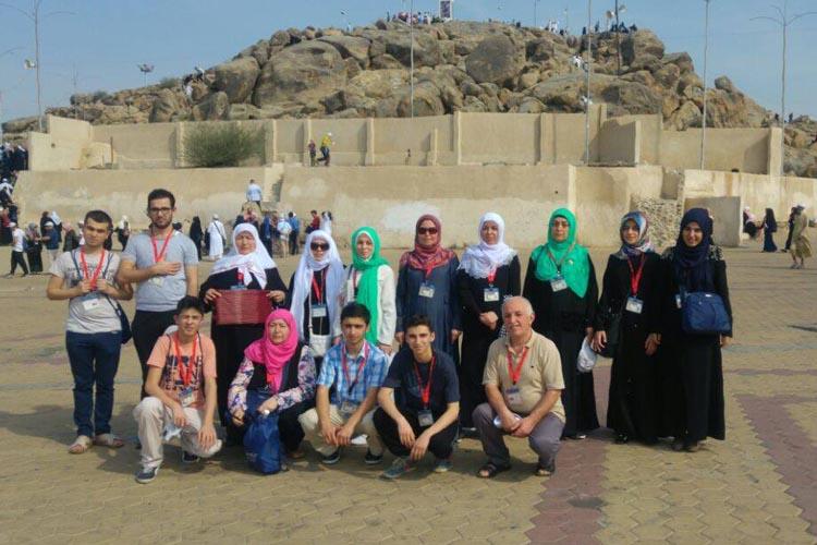 Beykoz'un öğrencilerine Umre hediyesi