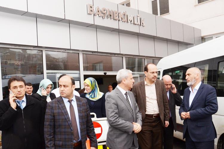 Beykoz'da hasta sayısı her geçen gün artıyor