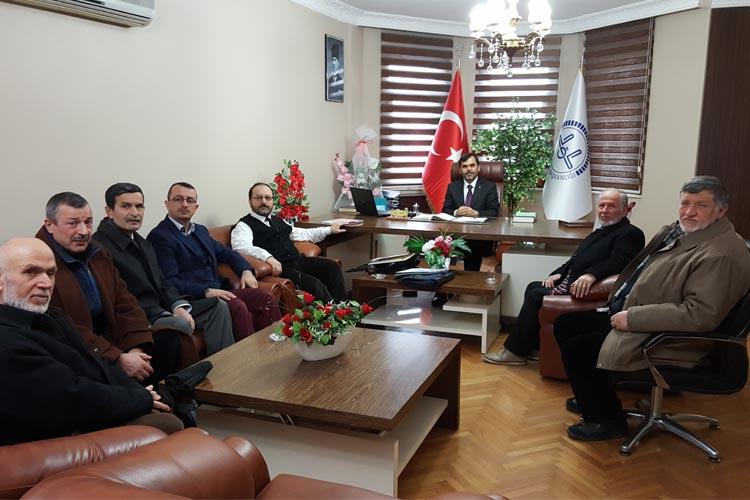 İzmir Narlıdere'den Beykoz'a müftü ataması