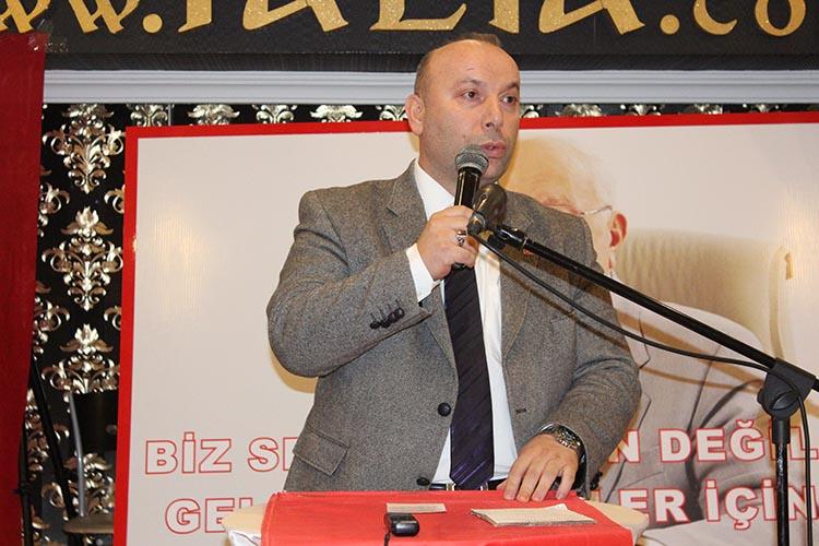 Beykoz'da Prof. Necmettin Erbakan'ı anlamak…