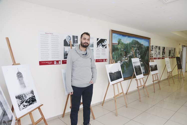 Beykoz'da İstanbul'un simgeleriyle gerçeküstü yolculuk