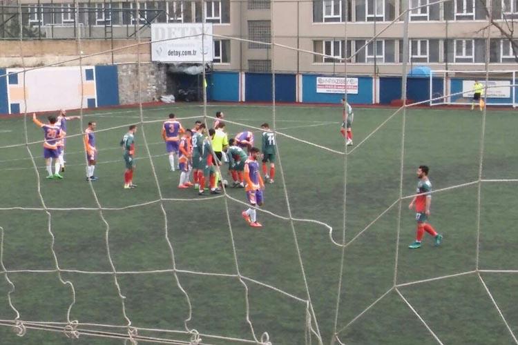 Beykoz klasman grubunda iki zafer kazandı