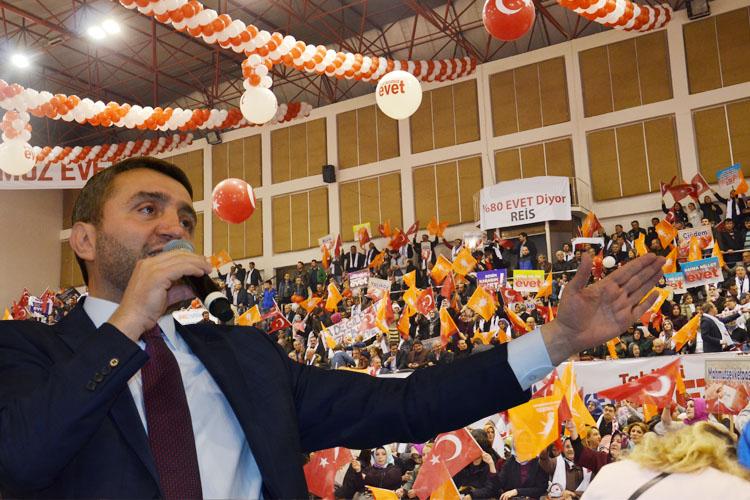 Selim Temurci Beykoz'u ayağa kaldırdı