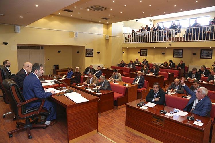 Beykoz Belediye Meclisi'nde Karlıtepe tartışması