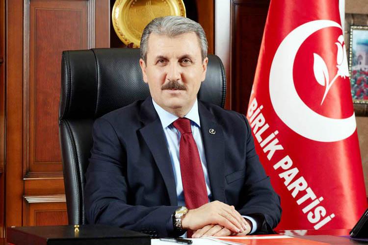 BBP'nin evet kararına Beykoz'dan tepki gecikmedi