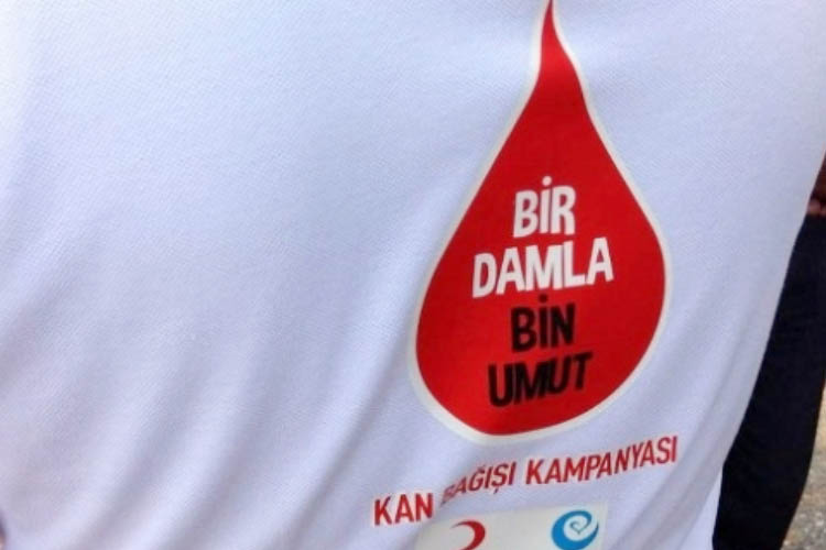 Beşir Derneği, Beykoz'da kan toplayacak