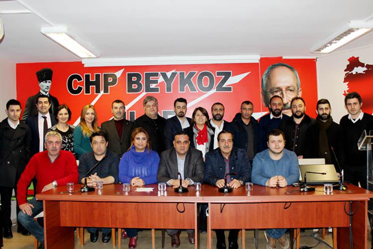 CHP Beykoz referandum gündemini değerlendirdi