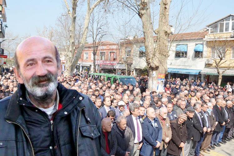 CHP'yi Beykoz'da sarsan ölüm!