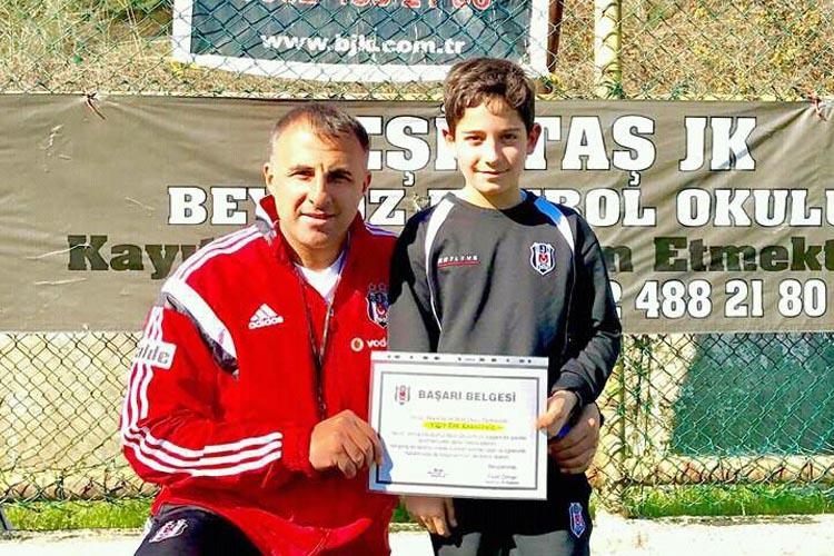 Beykoz futbol okulundan BJK'ye 13. oyuncu