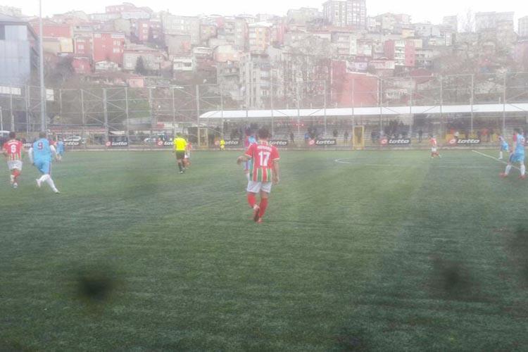 Paşabahçespor gol oldu yağdı: 4-1