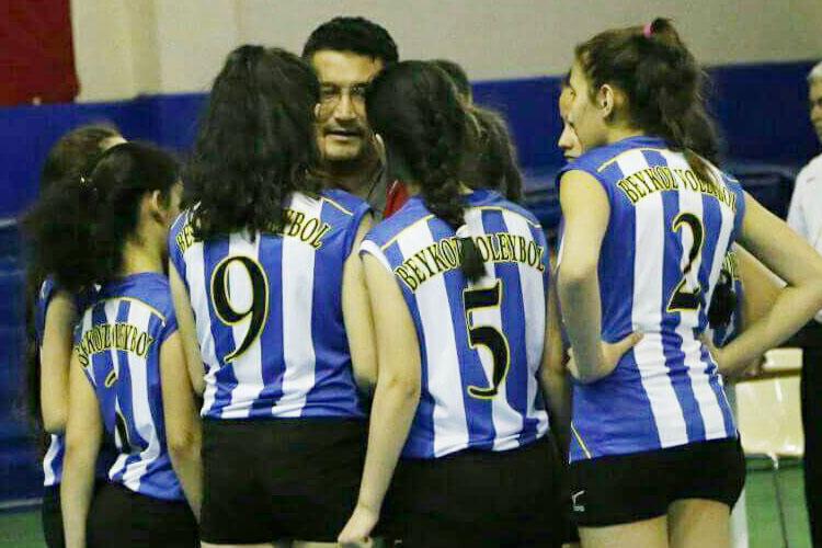 Beykoz'un kızları çeyrek finalde: 2-1