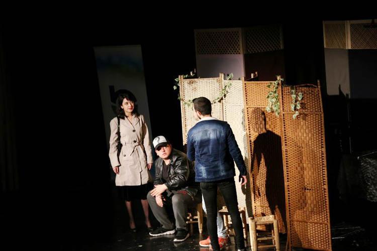 Beykoz'da bağımlılık tiyatrosuna yoğun ilgi