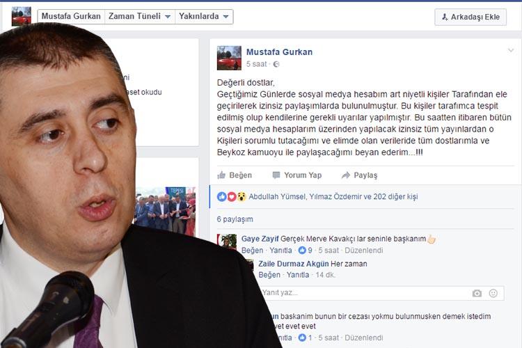 Mustafa Gürkan'ın gündem değiştirme çabaları