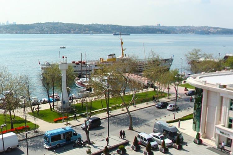 Paşabahçe Vapuru Beykoz'da denize batırılacak