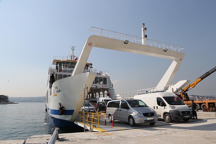 Beykoz'un alternatif ulaşımına büyük ilgi