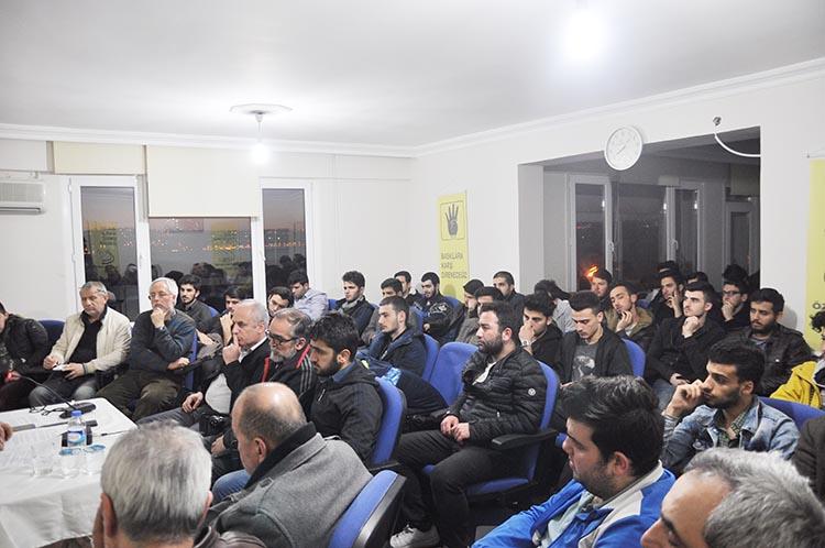 Özgür-Der Beykoz'da İslami cemaat konferansı