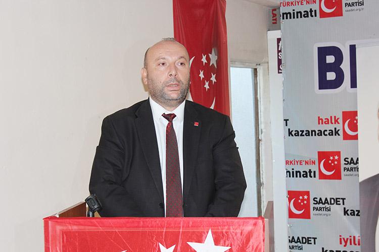 AK Parti, Saadet Partisi'ne 1 Nisan şakası mı yaptı?