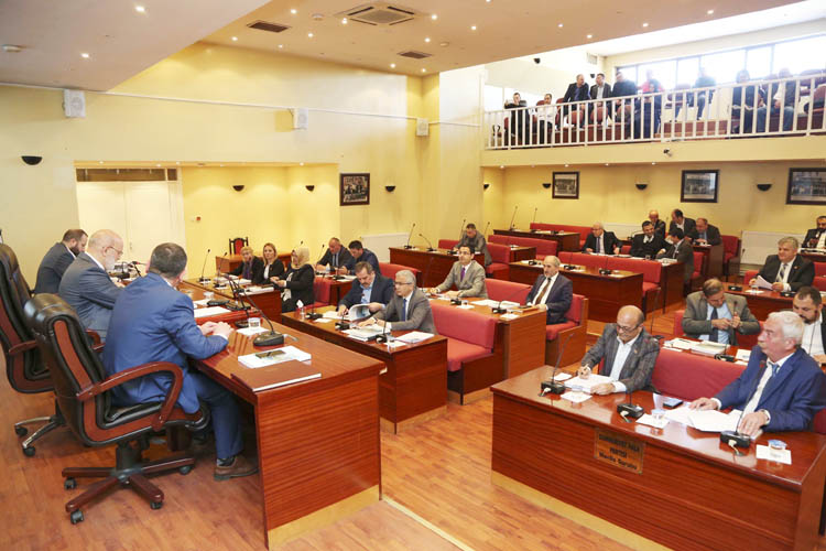 Beykoz Meclisi'nde komisyonlar yenilendi