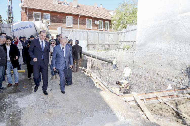 Beykoz'a bir yeni kültür merkezi daha geliyor
