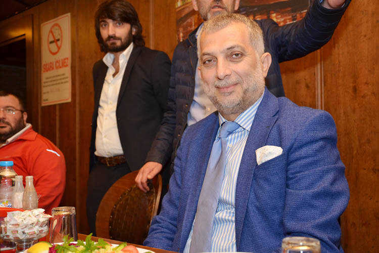 Milletvekili Külünk, Beykoz'da referanduma çalıştı