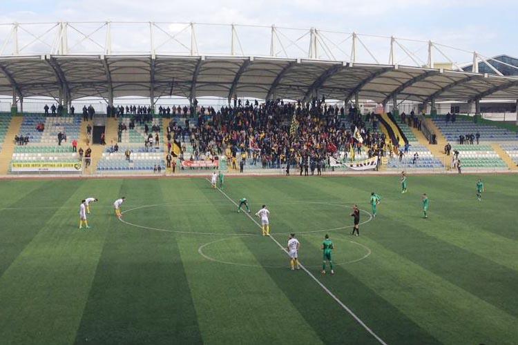 Beykoz 1908 AŞ, sezonu hüzünle bitirdi: 2 - 5