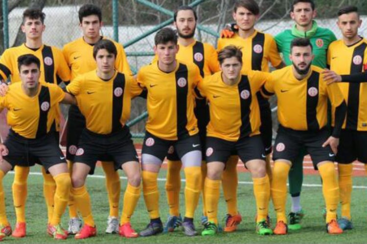 U19 Ligi derbisi Beykoz 1908'in: 4 - 3