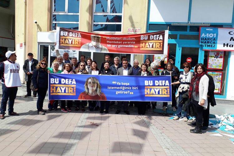 CHP Beykoz'dan anketli referandum açıklaması