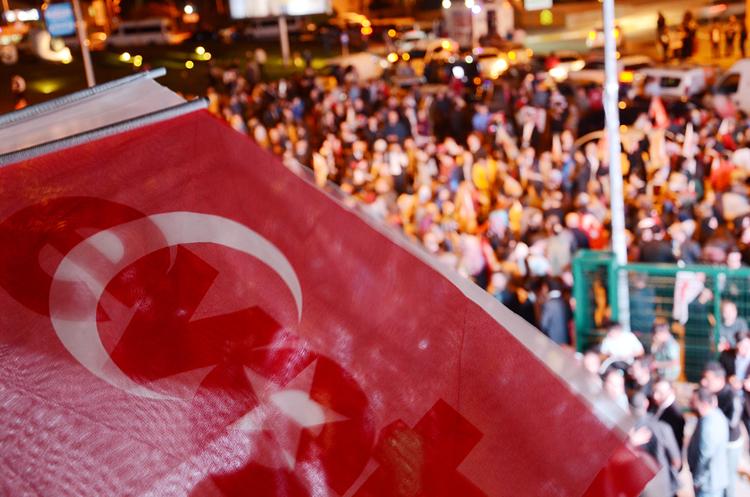 Beykoz 'evet' zaferini kutladı