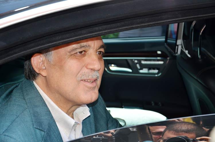11. Cumhurbaşkanı Gül, oyunu Beykoz'da kullandı