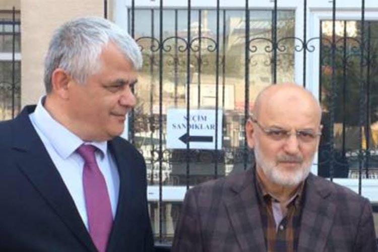 Beykoz'da başarıyı AKP'li Erdal Öztürk sahiplendi